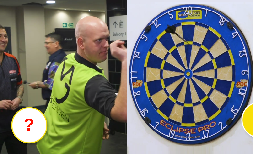 Van Gerwen, Anderson & Aspinall Set A New Record In 125 Seconds