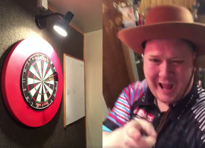 Ricky Evans Hits Fastest Three Bulls Challenge In Just 2.8 Seconds