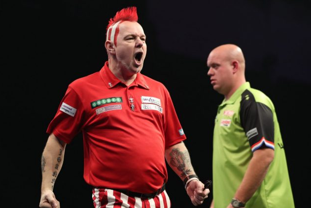 Peter Wright Will Be World Number 1 If Darts Won't Return Up In Time