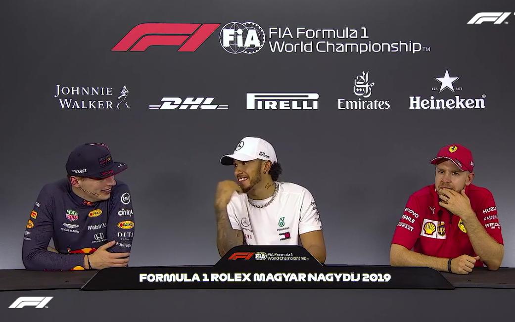 Verstappen, Hamilton & Vettel About Alonso's Comeback In Formula 1