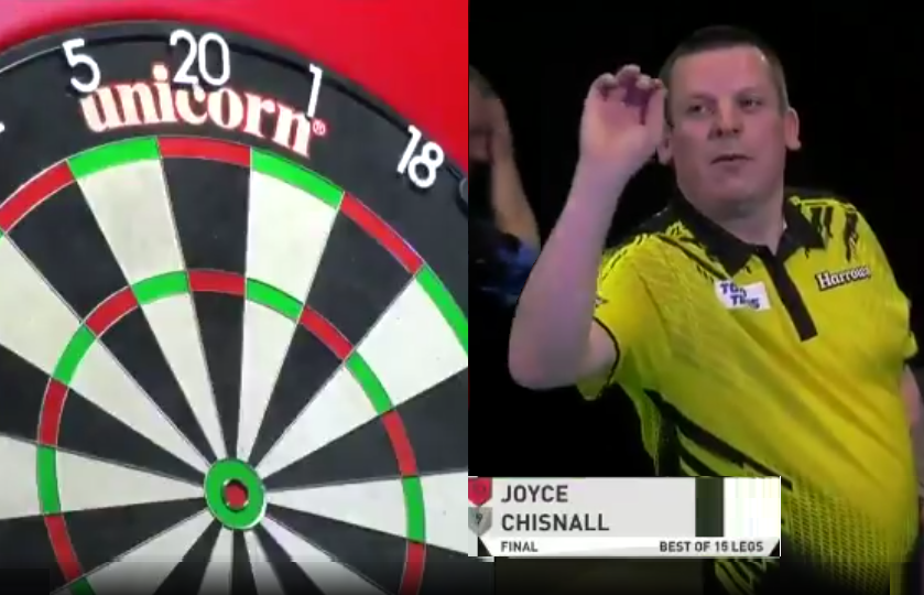Watch Bizarre Ending In Summer Series Final: Ryan Joyce vs Dave Chisnall