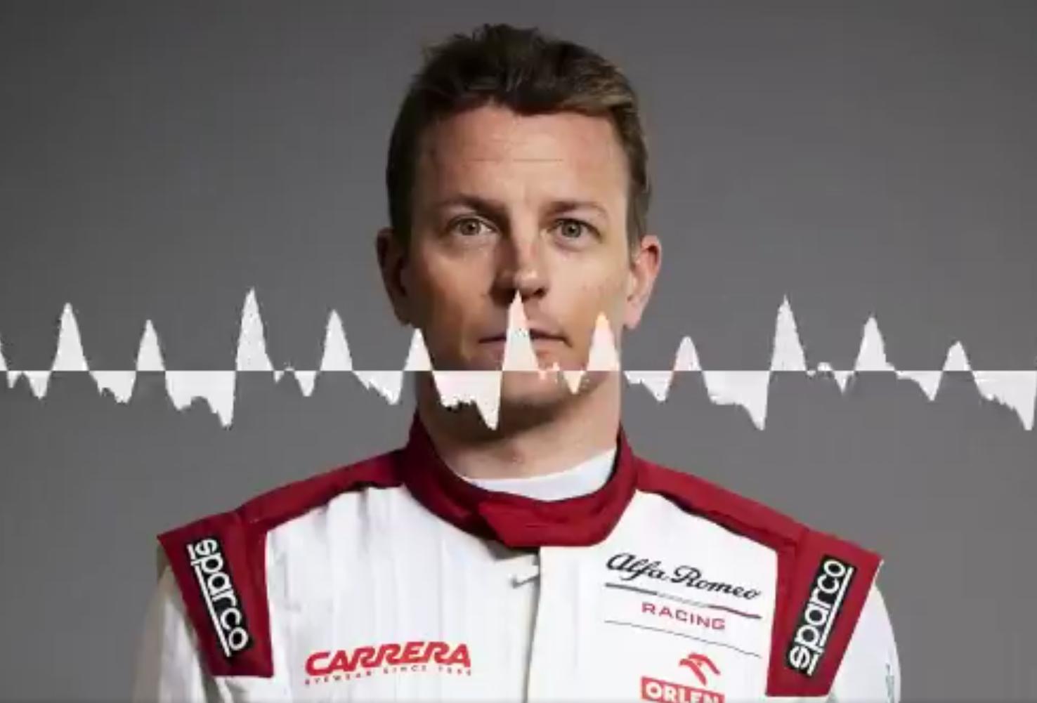 "Kimi's Engineer Fell Asleep Towards End Of The Race, Kimi: ""Hello?!"""