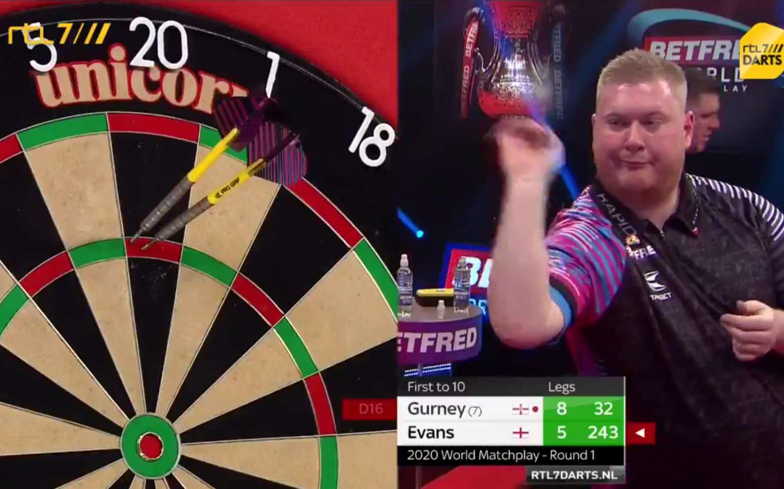 VIDEO: Ricky Evans Hits Incredible Fast 180 In Just 2 Seconds