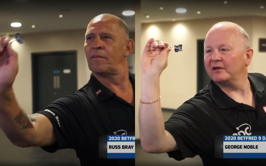PDC Referee's Having A Shot At 9 Darts Challenge Themselves