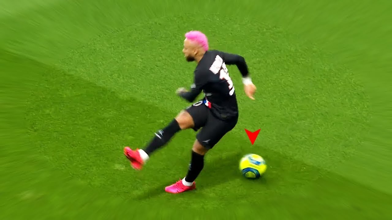 Pro Players Fail When They Don't Even Touch The Ball