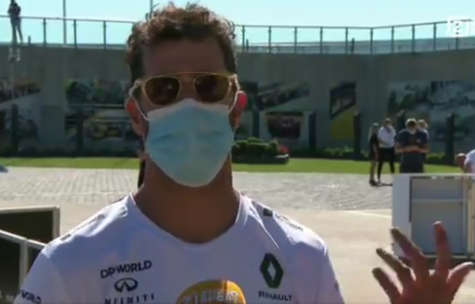 Daniel Ricciardo Might Lose His Expensive Watch After Bet With Reporter