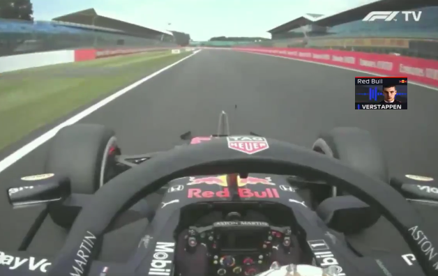 Funny Qualy Team Radio Between Max Verstappen And His Engineer