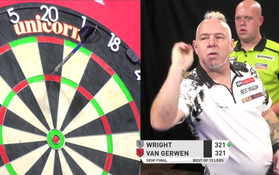 Watch Semi Final PDC Autumn Series: Michael van Gerwen vs Peter Wright
