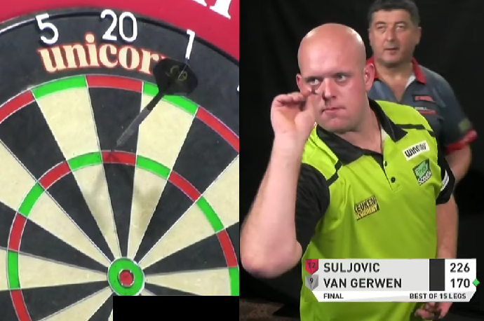 Watch Final PDC Autumn Series: Michael van Gerwen vs Mensur Suljovic