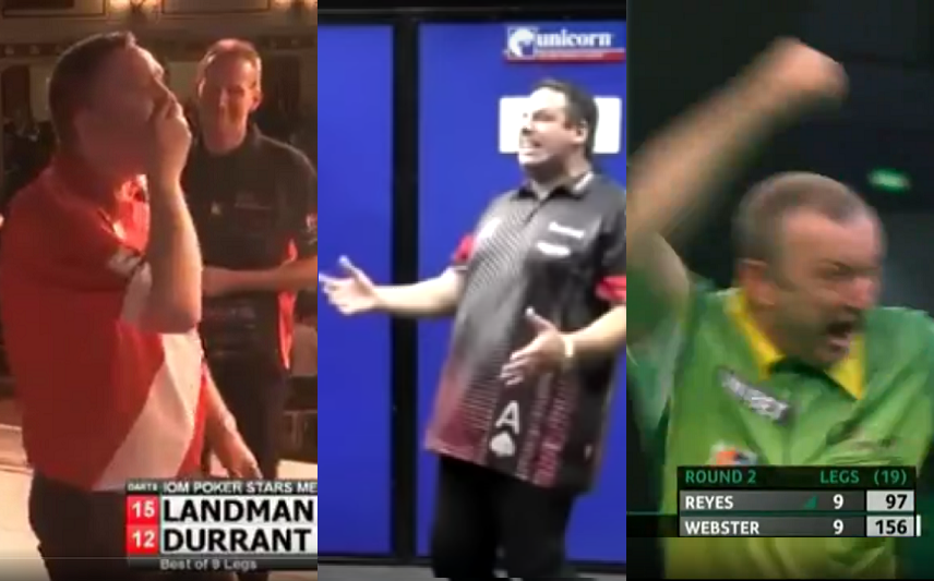 Top 5 'Never Celebrate Too Early Moments' In Darts