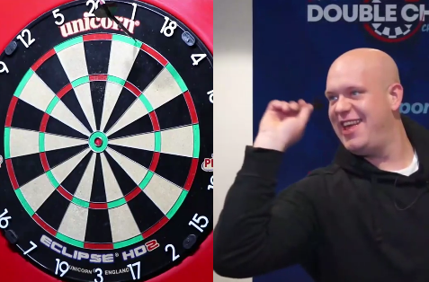Van Gerwen, Petersen, White & Price In New Double Chase Challenge