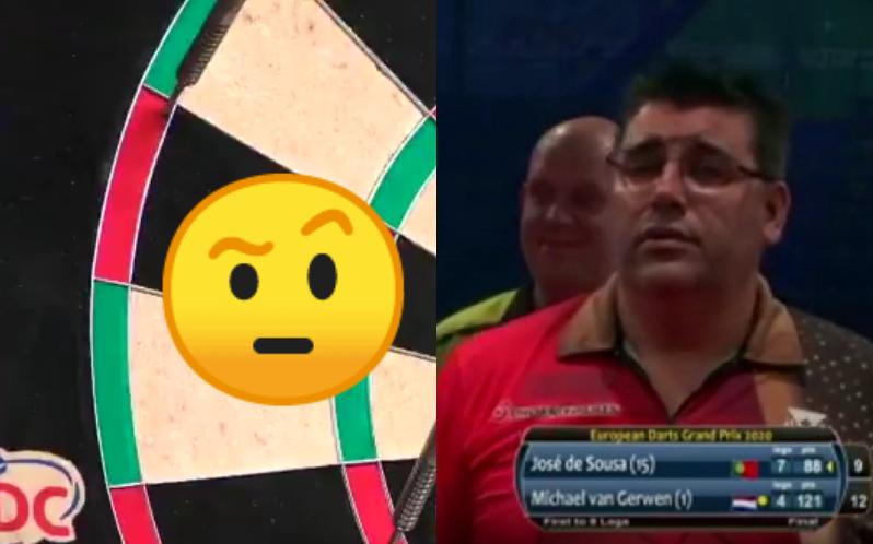 VIDEO: Jose de Sousa Wins Tournament With Never Before Seen Checkout
