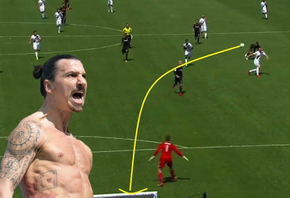 10 Impossible Things That Only Zlatan Ibrahimovic Did In Football
