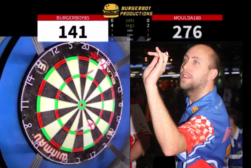 VIDEO: Priceless Reaction When This Guy Throws His First 9-Darter