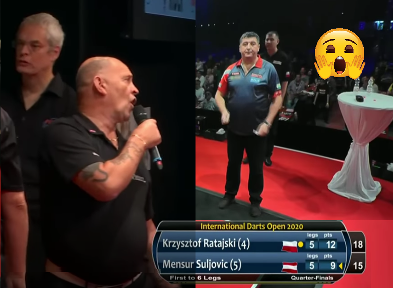 VIDEO: Russ Bray Got Angry With Misbehaving Crowd In Germany