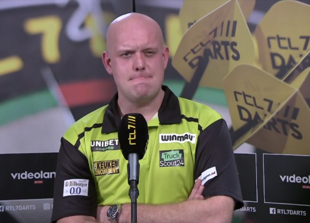 """Michael van Gerwen: """"These Stupid Questions Are Just Pathetic"""""""