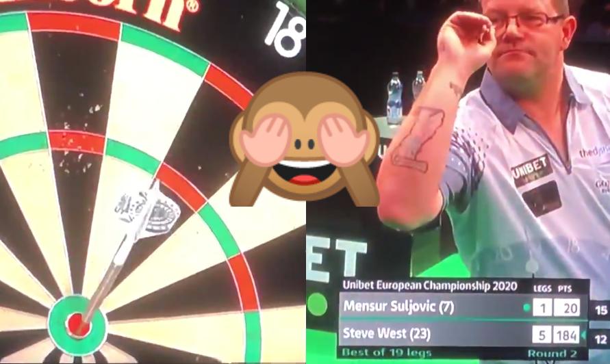 VIDEO: Steve West Hit Most Bizarre Score At European Championship