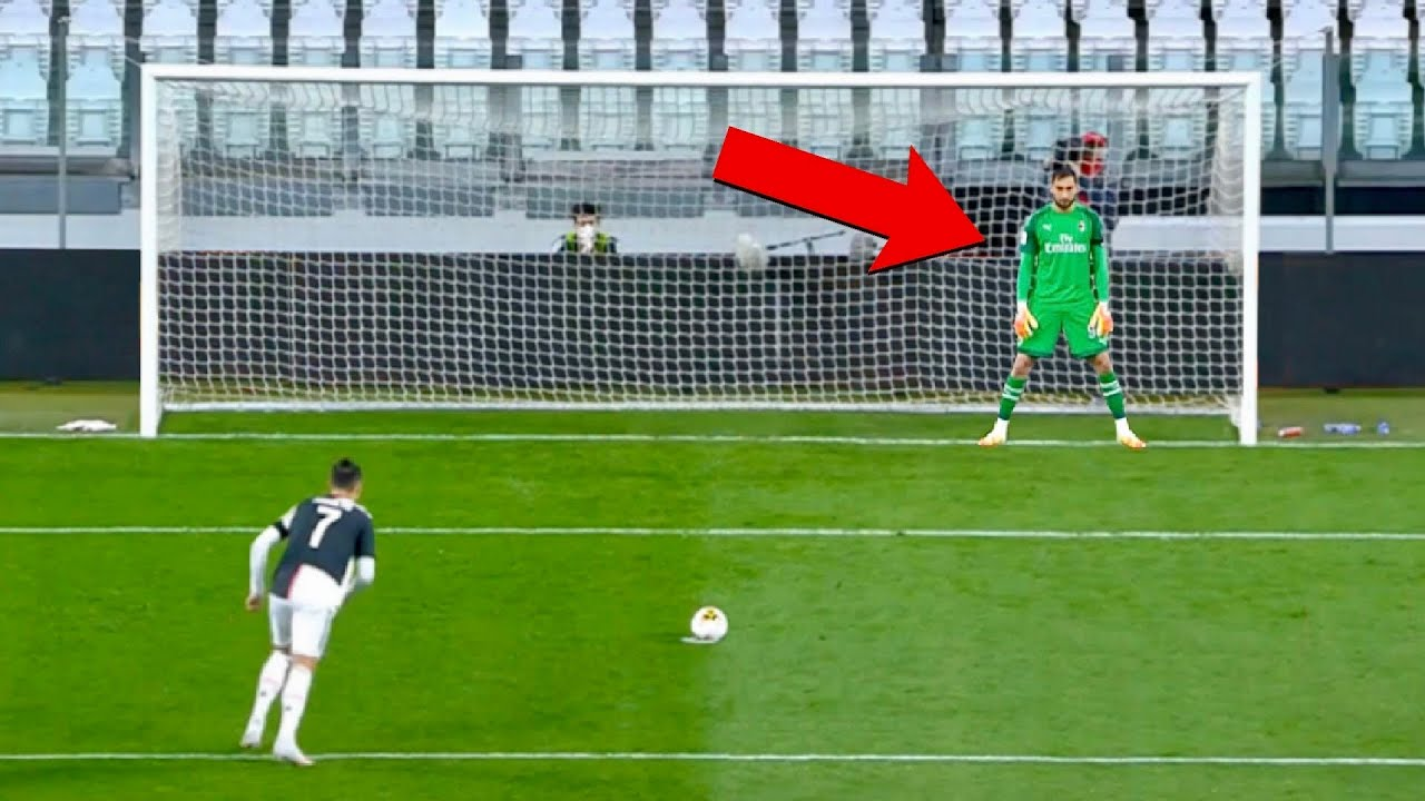 The Most Funny Penalty Kicks in Football Ever
