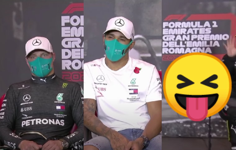 VIDEO: Daniel Ricciardo's Reaction After No Questions During Press Conference