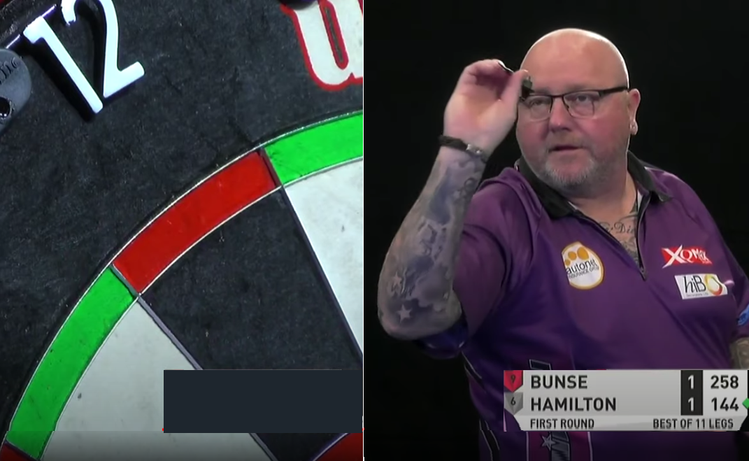 VIDEO: Andy Hamilton Hits 9-Darter At PDC Winter Series Day 2
