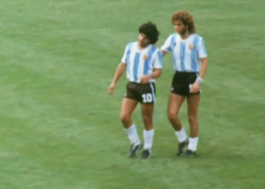 Diego Maradona – Moments Impossible To Forget