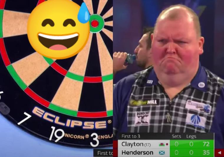 VIDEO: John Henderson Hits A Never Before Seen 35 Checkout