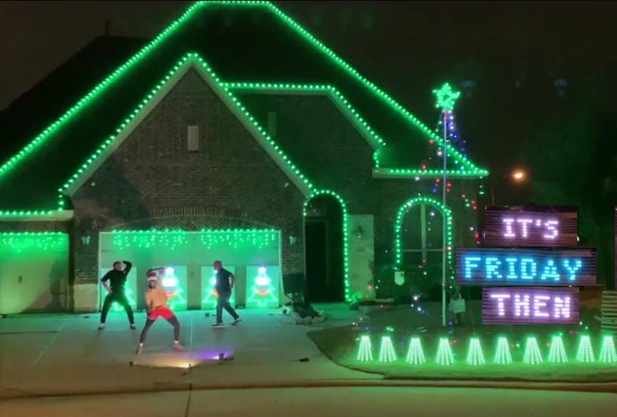 VIDEO: 'Lando Norris' Wishing Everybody A Merry Christmas 😉