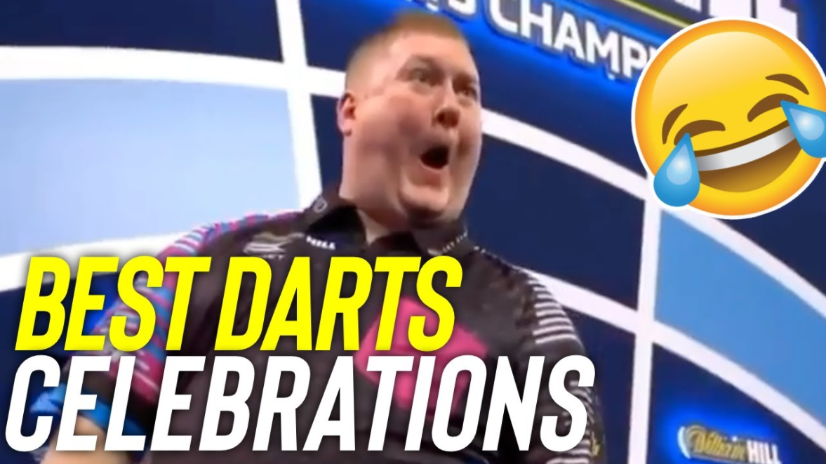 Top 5 Funniest Celebrations On Stage