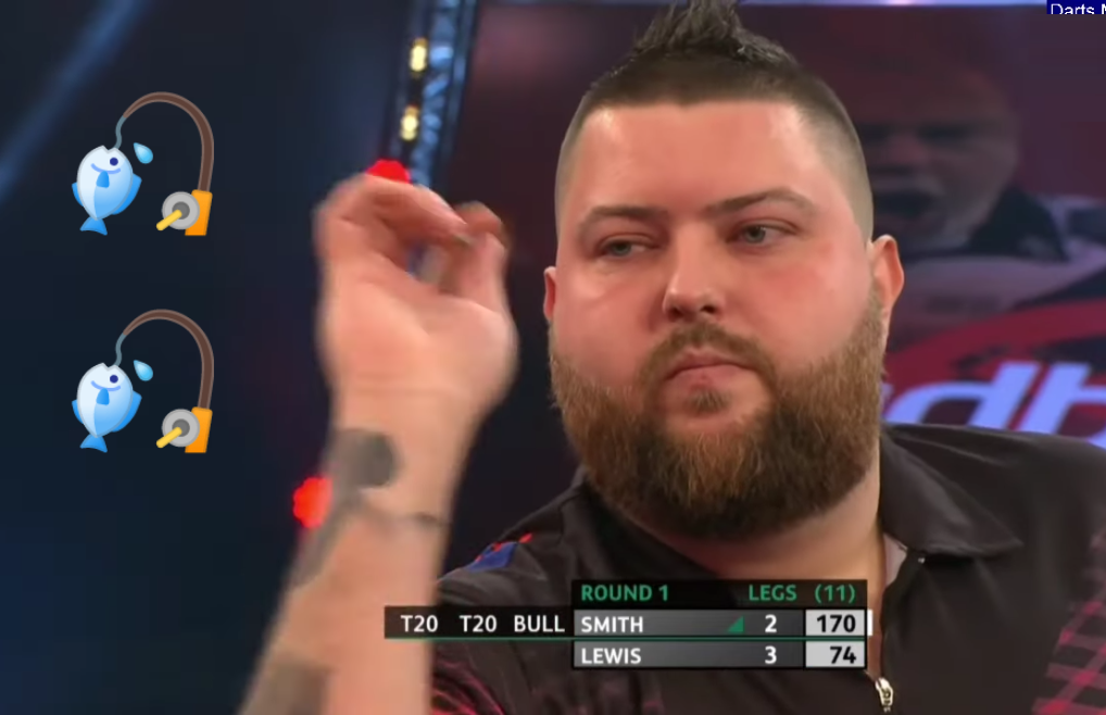VIDEO: Michael Smith Hits 4 Incredible Checkouts Including Two BIG FISH