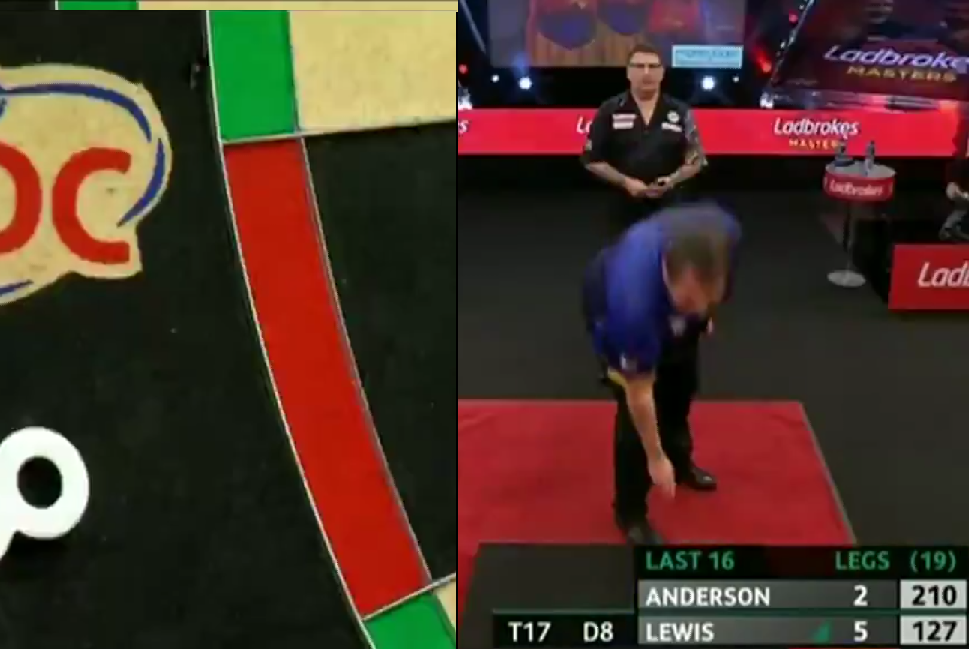 VIDEO: Adrian Lewis' Remarkable 127 Checkout From The Floor