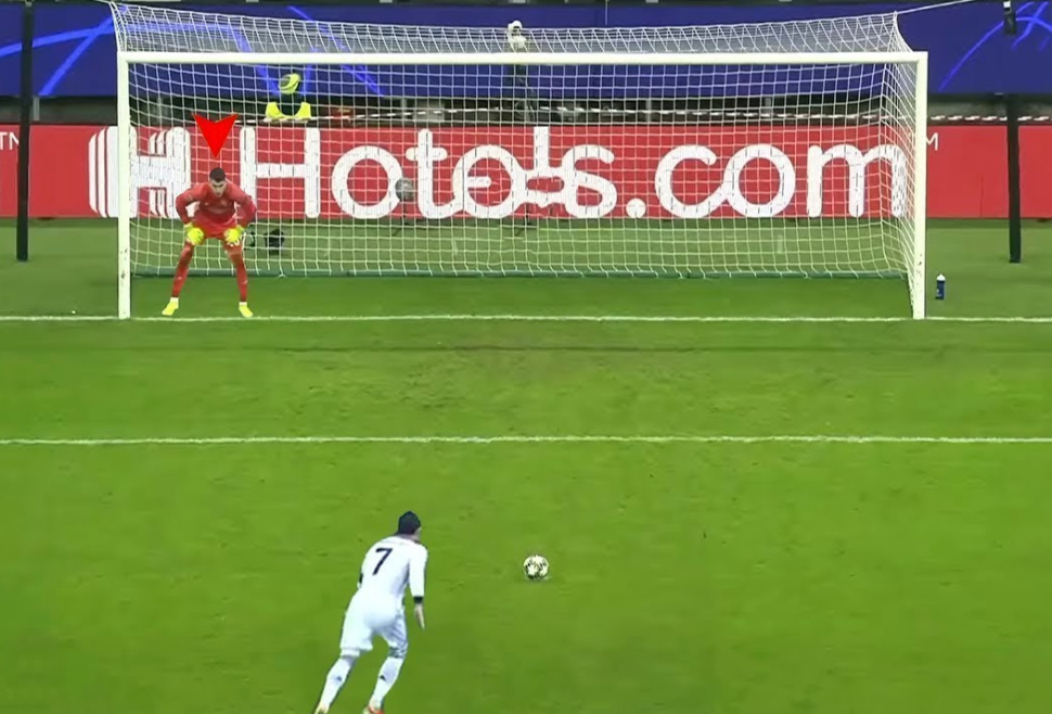 Top 10 Unusual & Lucky Penalty Saves