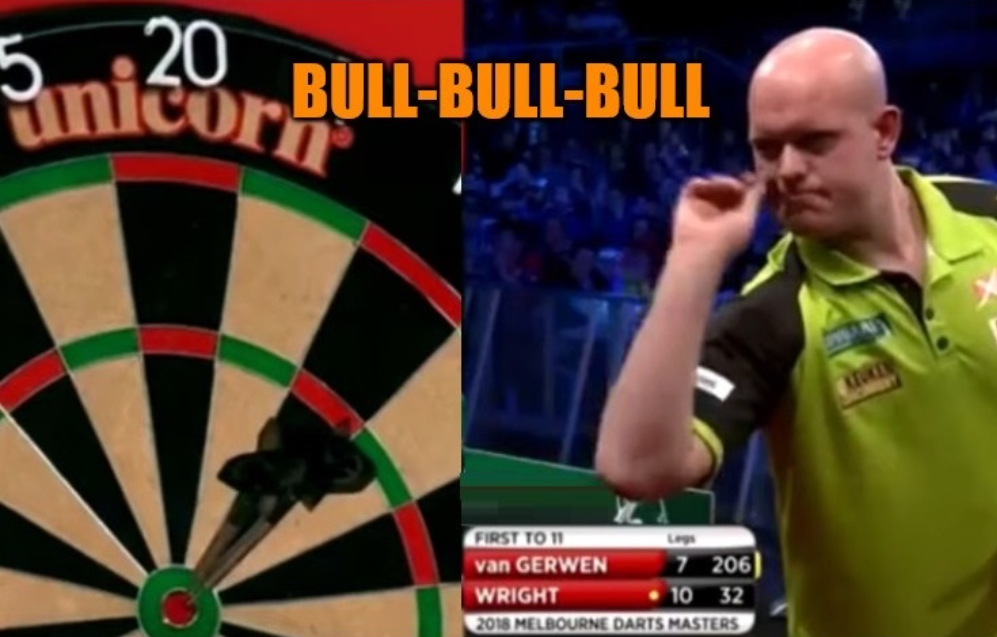Top 16 Most Bizarre Things Happened During A Darts Match
