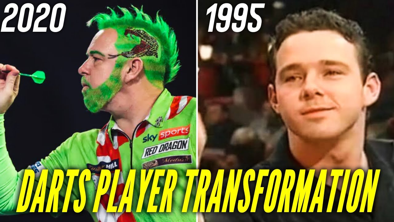VIDEO: Crazy Darts Player Transformations In 25 Years