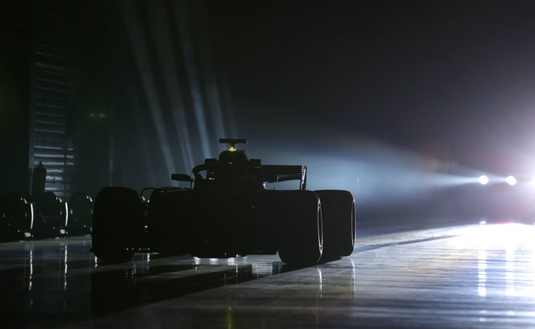 Mercedes Introducing Their Formula 1 2021 Car Named W12