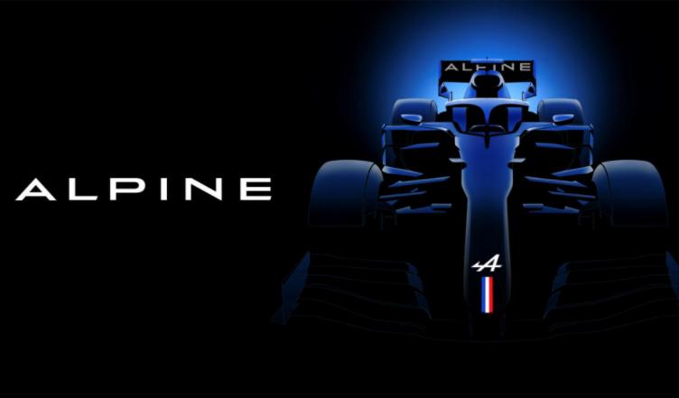 Alpine Revealing Their Formula 1 2021 Car #A521