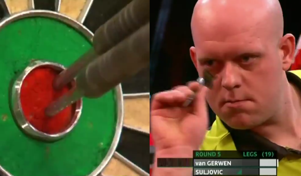 VIDEO: Michael van Gerwen Wins In Style With Incredible Checkouts