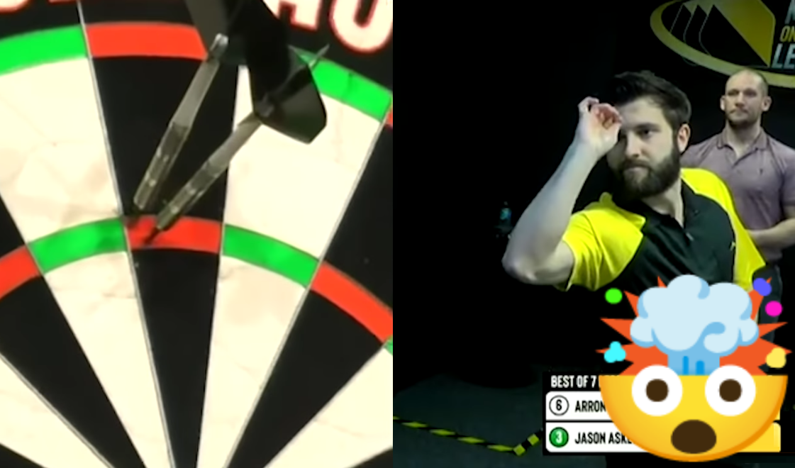 VIDEO: Jason Askew Hits NEW Record Average In Online Live League