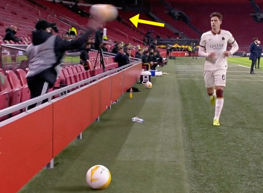 VIDEO: Comedy Time Waster Moments In Football