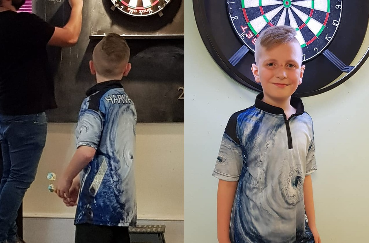 We Might Have A NEW World Record As 11 Year Old Hits A 9-Darter 🤯