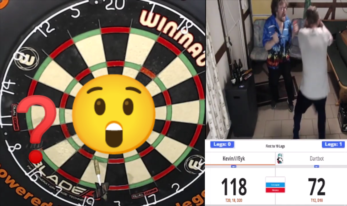VIDEO: Brilliant Reaction After Never Before Seen 118 Checkout