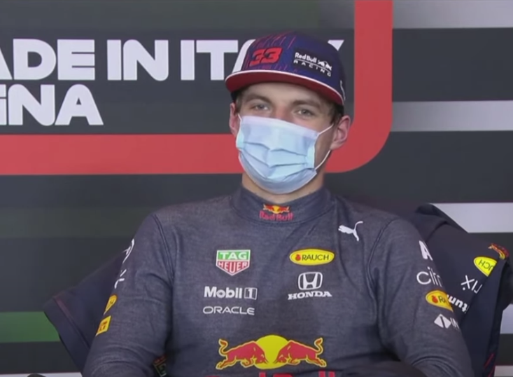 VIDEO: Max Verstappen's Funny Moment During Press Conference