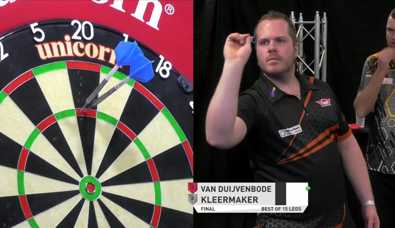 Watch Final Super Series: Dirk van Duijvenbode vs Martijn Kleermaker