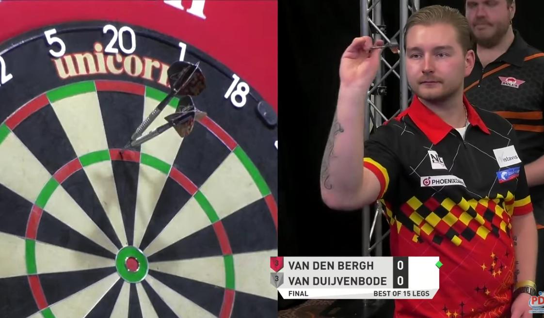 Watch Final Super Series: Dimitri van den Bergh vs Dirk van Duijvenbode