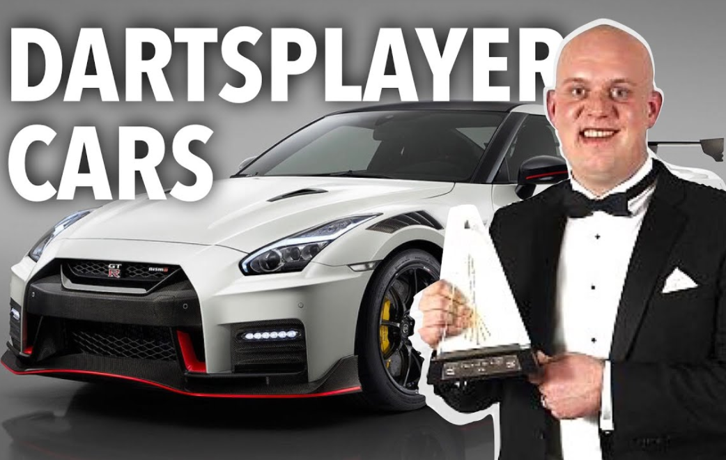 VIDEO: These Are The Cars Current Professional Darts Players Drive