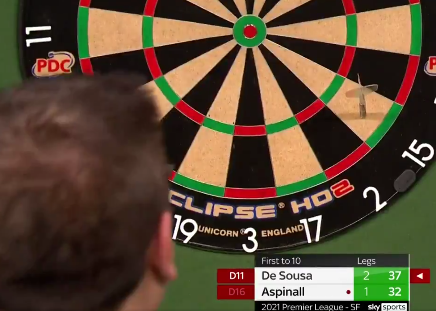 VIDEO: Jose de Sousa Miscounts TWICE In A Row And Busts 37…