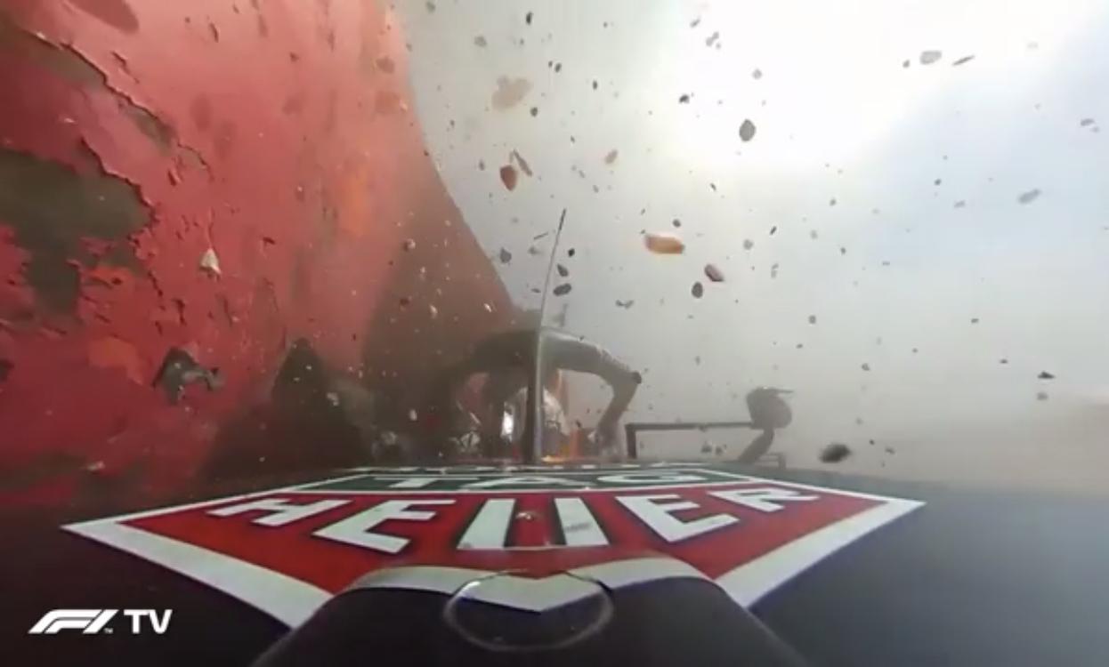 VIDEO: New Onboard Footage Show Max Verstappen's HUGE Crash