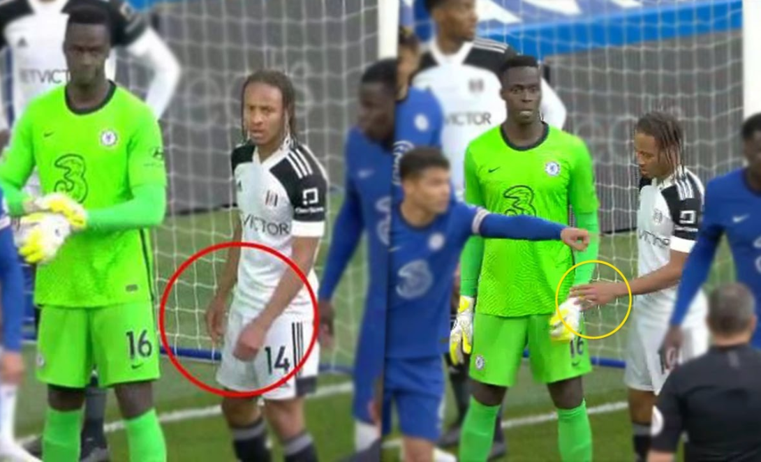 Cheating & WTF Moments In Football