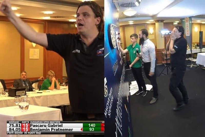 VIDEO: Benjamin Pratnemer Celebrating TWO Match Winning Miscounts