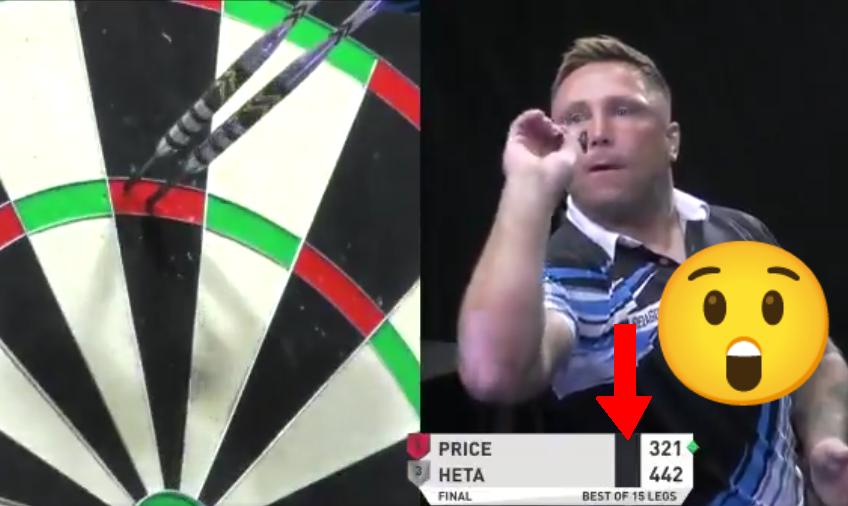 Watch Today's Incredible Final Between Gerwyn Price & Damon Heta