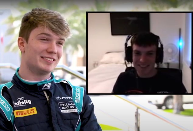 VIDEO: Dan Ticktum Dropped By Williams After This Bizarre Video